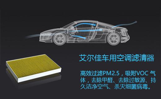 汽车空调滤芯器哪家好?
